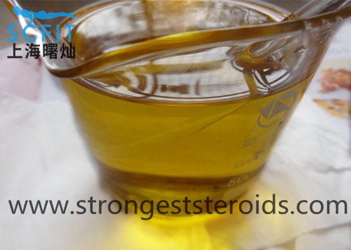 Bodybuilding Injectable Anabolic Steroids Boldenone Undecylenate EQ Equipoise Yellowish oily liquid