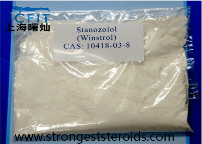 99% Stanozolol Light Yellow Oral Anabolic Steroids Winstrol For Musle Gain